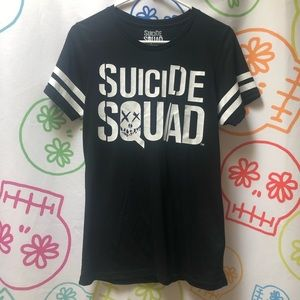 Suicide Squad Tunic Style T-Shirt Size XL